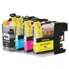 Cartuccia Compatibile per BROTHER - Ink Cartridge Cod. AR-LC125Y Yellow